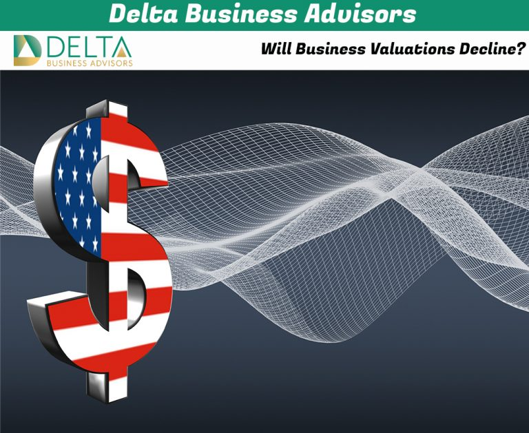 Will Business Valuations Decline?