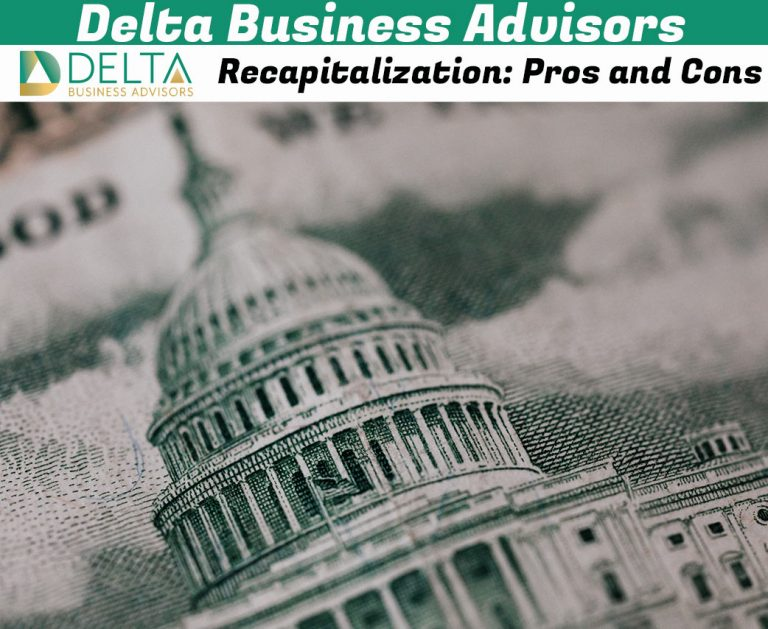 Recapitalization: Pros and Cons