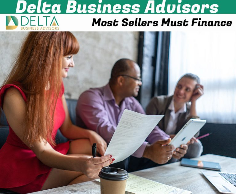 Most Sellers Must Finance