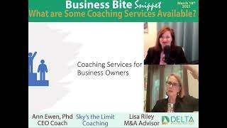 2021-03-18-07 What are Some Coaching Services Available?